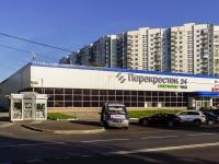 , st Golubinskaya, house 5. multi-purpose building