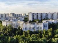 , st Golubinskaya, house 13 к.1. Apartment house