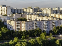 , st Golubinskaya, house 15/10. Apartment house