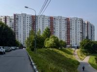 , st Golubinskaya, house 24 к.1. Apartment house