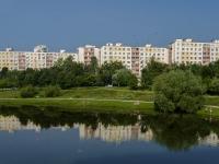 , st Golubinskaya, house 25 к.1. Apartment house