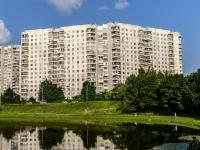 , st Golubinskaya, house 29 к.1. Apartment house