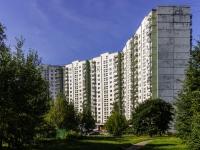 , Ln Karamzin, house 5. Apartment house