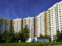 , Ln Karamzin, house 9 к.1. Apartment house