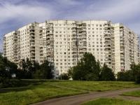, Ln Karamzin, house 13 к.1. Apartment house