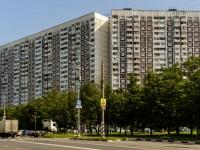 район Ясенево, Литовский бульвар, дом 15 к.1. многоквартирный дом