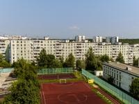 район Ясенево, Литовский бульвар, дом 15 к.5. многоквартирный дом
