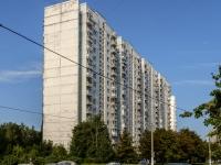 район Ясенево, Литовский бульвар, дом 30. многоквартирный дом