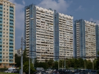 ,  , house 22 к.2. Apartment house
