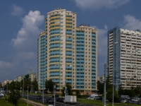 ,  , house 22 к.3. Apartment house
