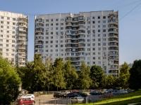 Ясенево район, проезд Одоевского, дом 3 к.1. многоквартирный дом