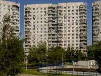 Ясенево район, проезд Одоевского, дом 3 к.3. многоквартирный дом