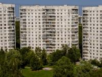 Ясенево район, проезд Одоевского, дом 3 к.4. многоквартирный дом