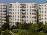 Ясенево район, проезд Одоевского, дом 3 к.5. многоквартирный дом