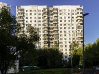 Ясенево район, проезд Одоевского, дом 7 к.1. многоквартирный дом