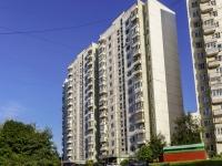 Ясенево район, проезд Одоевского, дом 7 к.3. многоквартирный дом