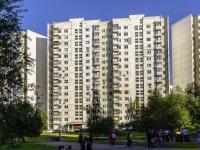 Ясенево район, проезд Одоевского, дом 7 к.4. многоквартирный дом