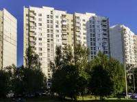 Ясенево район, проезд Одоевского, дом 7 к.5. многоквартирный дом