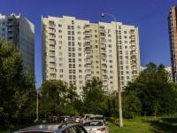 Ясенево район, проезд Одоевского, дом 7 к.6. многоквартирный дом