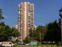 Ясенево район, проезд Одоевского, дом 7 к.7. многоквартирный дом
