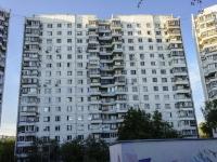 Ясенево район, проезд Одоевского, дом 11 к.2. многоквартирный дом