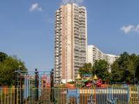 Ясенево район, проезд Одоевского, дом 11 к.7. многоквартирный дом