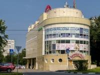 район Ясенево, улица Паустовского, дом 4Б. многофункциональное здание