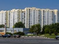 район Ясенево, улица Паустовского, дом 8 к.3. многоквартирный дом