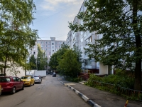 Ясенево район, улица Рокотова, дом 4 к.2. многоквартирный дом