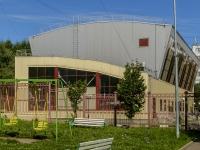 """район Ясенево, улица Рокотова, дом 6. спортивный комплекс """"Олимп"""", физкультурно-оздоровительный комплекс"""
