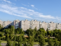 район Ясенево, улица Рокотова, дом 8 к.2. многоквартирный дом