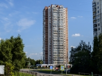 , Ln Solovyiny, house 1. Apartment house