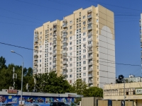 , Ln Solovyiny, house 4 к.1. Apartment house