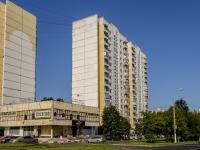 , Ln Solovyiny, house 4 к.1А. Apartment house