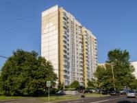 , Ln Solovyiny, house 6 к.1. Apartment house