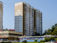 , Ln Solovyiny, house 6 к.2. Apartment house
