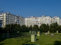 , Ln Solovyiny, house 14. Apartment house