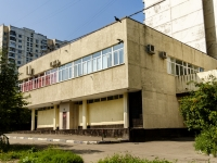 , Ln Solovyiny, house 16. office building