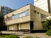 , Ln Solovyiny, house 16. office building