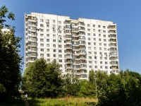 , Ln Solovyiny, house 16 к.1. Apartment house