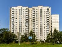 , Ln Solovyiny, house 18. Apartment house