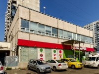 , Ln Solovyiny, house 18А. multi-purpose building