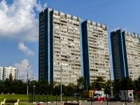 район Ясенево, улица Ясногорская, дом 13 к.1. многоквартирный дом