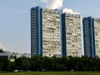 район Ясенево, улица Ясногорская, дом 21 к.2. многоквартирный дом