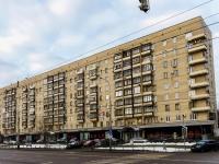 набережная Бережковская, дом 4. многоквартирный дом