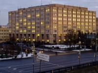 Дорогомилово, набережная Бережковская, дом 30 к.1. офисное здание Федеральный институт промышленной собственности