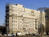улица Большая Дорогомиловская, дом 6. многоквартирный дом