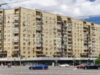 улица Большая Дорогомиловская, дом 8. многоквартирный дом