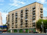 улица Большая Дорогомиловская, дом 16. многоквартирный дом