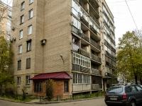 Дорогомилово, улица Большая Дорогомиловская, дом 14 к.2. многоквартирный дом